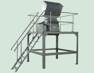 China Industrial Hammer Crusher for Crushing Fruits/vegetables on sale