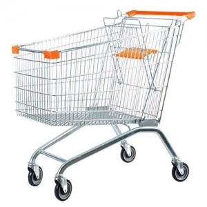 China Supermarket-Trolley on sale