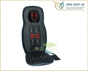 China Multi-function music kneading massage cushion with heat on sale