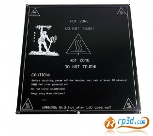 China Parts & Accessories Pangu MK2a heated bed PCB on sale