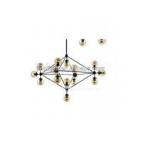 China Beautiful modern blown glass chandelier/pendent light - 8916-21 on sale