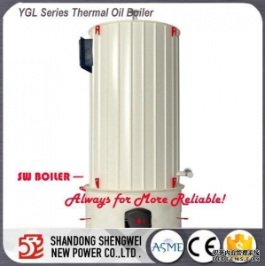 China Gas/Oil-fired boiler YGL SERIES GAS/OIL-FIRED BOILER--VERTICAL TYPE on sale
