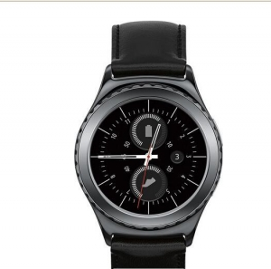 China Samsung - Gear S2 Classic Smartwatch 40mm Stainless Steel - Blac on sale