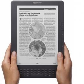 China Amazon Kindle DX Reading Device 9.7'' Display Free Global 3G Wir on sale