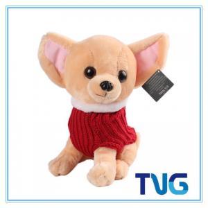 China Stuffed dog toys on sale