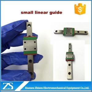 China Linear Guide Rails Hiwin Brand 3D Printer Machine Linear Bearing Guide Rail on sale