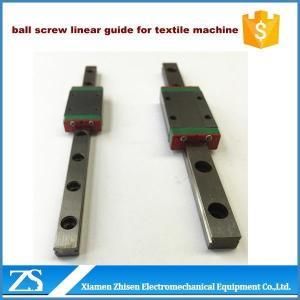China Linear Guide Rails Linear Guideways Guide Rail Bearing Bushing on sale