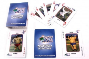 China Collectible playing cards on sale