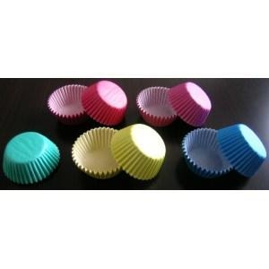 China Mini print cupcake liner bulk pack on sale