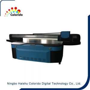 China Practical UV2513 CE certificated UV Flatbed inkjet Printer on sale