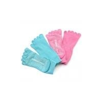 Anti-slip Cotton Yoga Socks