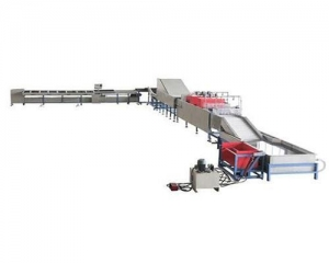 China Fruit Washing Waxing, Drying and Sorting Line on sale