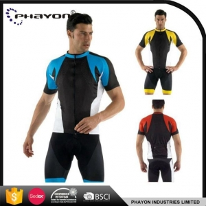 China Mens Cycling Jerseys Outdoor Bike Clothing Bicycle Men Short Cycling Jersey on sale