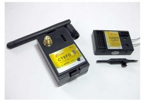 China Two Way 2.4 Ghz Rx and JR Module Corona (FHSS) V2 on sale