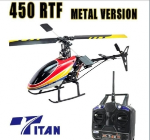 China 6CH RC Helicopter RTF&ARF trex 450 pro rc helicopter 2.4G 6ch RTF rc helicopter on sale