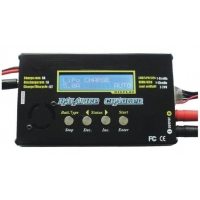 B6V9 multi lipo/NiMH/NICD battery charger