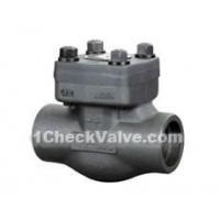 Socket Welded Forged Steel Lift Check Valve