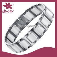 Gus-CMB-013Fashion Magnetic Ceramic Bracelet