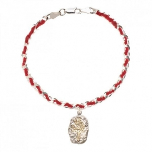 China Bendels and Protection Tree of Life Red Bendel Bracelet on sale