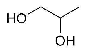 China Chemicals Propylene Glycol Industrial Grade on sale