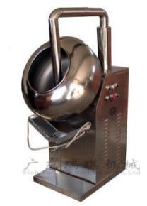 China China Wholesale Almond Nuts Sugar Coating Machine /nuts Chocolate Coating Pan on sale
