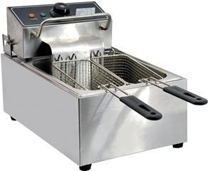 China Omcan Electric Countertop Fryer on sale