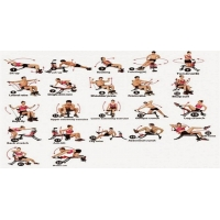 HEALTH Six Pack Care Exercise Bench