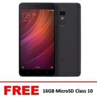 "Mobiles & Tablets Xiaomi Redmi Note 4 5.5"" 3GB/32GB Black [FREE 16GB MicroSD Class 10]"