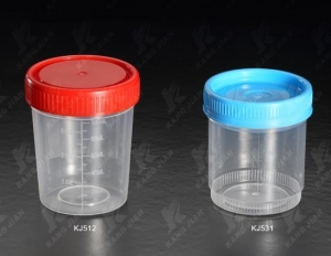 China Surgical Instrument Urine Container 100ml 90ml on sale