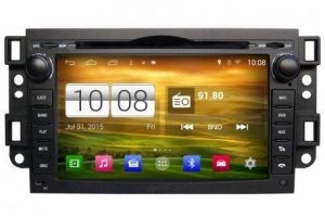 China In-Dash Car Navigation Stereo Android 4.0 OS Navigation Radio Player For Chevrolet Captiva on sale