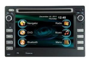 China In-Dash Car Navigation Stereo Ford EcoSport 2002-2012 Aftremarket Navigation Head Unit on sale