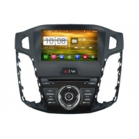 In-Dash Car Navigation Stereo Android 4.4.4 Navigation Head Unit For Ford Focus 2012-2014