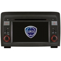 In-Dash Car Navigation Stereo Lancia Musa In-Dash Car Navigation Radio