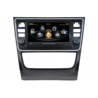 In-Dash Car Navigation Stereo Aftermarket GPS Navigation Car Stereo For Volkswagen Gol 2013