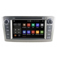 In-Dash Car Navigation Stereo Toyota Avensis 2003-2007 Aftermarket Navigation Car Stereo