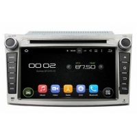 In-Dash Car Navigation Stereo Subaru Legarcy/Outback 2008-2014 GPS Navigation DVD Player