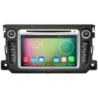 In-Dash Car Navigation Stereo Android 5.1 OS Navigation Radio Player For Smart 2011-2014