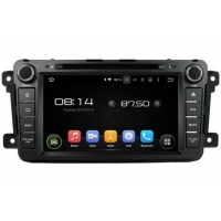 In-Dash Car Navigation Stereo Mazda CX-9 Aftermarket Navigation Autoradio