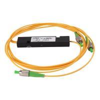Single Mode FBT Fiber Optic Splitter