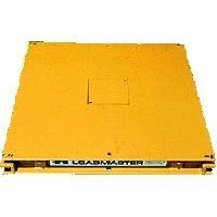 China Holtgreven Custom Built LOADMASTER Low Profile Industrial Scales on sale