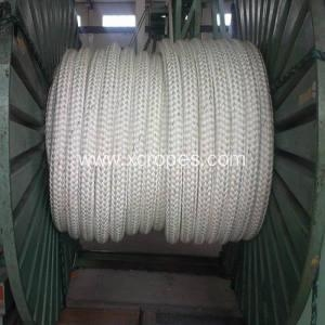 China Double Braided Nylon Rope Mooring Ropes on sale