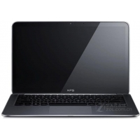 Business notebook and mobile workstation XPS 13 Ultrabook with
