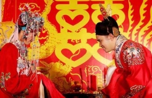 China To simple Chinese costume wedding on sale