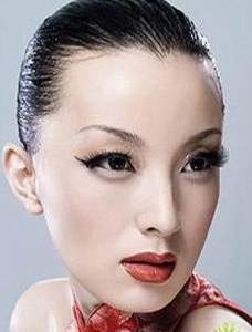 China Makeup tips for moments to create a thin face on sale