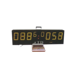 China Multi function electronic scoreboard soccer score board on sale
