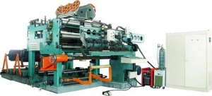 China PRJ-1400 Double-layer Foil Winding Machine on sale