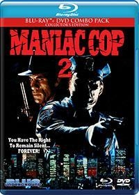 China MANIAC COP 2 (Blu-ray + DVD Combo Pack) on sale