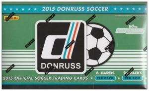 China 2015 Panini Donruss Soccer Hobby Box on sale