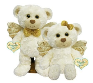 China Angel Bear Plush #1314 Starlite 'n Starbrite 7 Sitting on sale