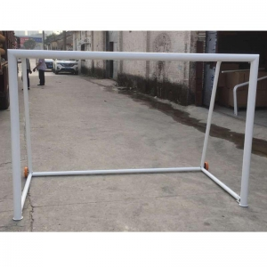 China Best portable folding aluminum football goal post for sale on sale